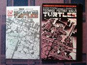 Черепашьи коллекции форумчан - tmnt_comics_volume1_1_variants.jpg