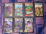 Черепашьи коллекции форумчан - tmnt_comics_volume1_caw2.jpg