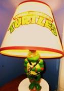 Изображения TMNT, их символика и т.п. на различных предметах - Черепашки Ниндзя - лампа.jpg