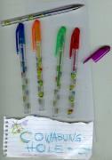 Изображения TMNT, их символика и т.п. на различных предметах - Черепашки Ниндзя - ручки.jpg