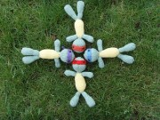 Изображения TMNT, их символика и т.п. на различных предметах - Черепашки Ниндзя - амигуруми (2).JPG