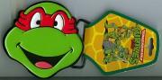 Изображения TMNT, их символика и т.п. на различных предметах - Черепашки Ниндзя - пряжка Рафаэль (2).jpg
