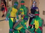Косплей на Черепашек Ниндзя - costumes.jpg