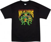 Изображения TMNT, их символика и т.п. на различных предметах - Черепашки Ниндзя - футболка (4).jpg