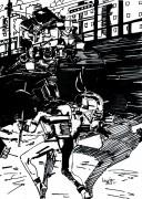 TMNT рисунки от bobr a - TMNT vs Pimiko v1.jpg