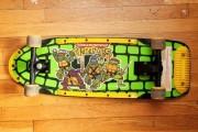 Изображения TMNT, их символика и т.п. на различных предметах - Черепашки Ниндзя - скейт (1).jpg