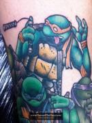 Татуировки по TMNT - черепашки ниндзя тату 4.jpg