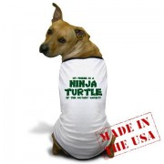 Изображения TMNT, их символика и т.п. на различных предметах - Черепашки Ниндзя - футболка для собаки (1).jpg