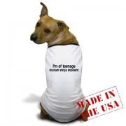 Изображения TMNT, их символика и т.п. на различных предметах - Черепашки Ниндзя - футболка для собаки (3).jpg