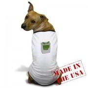 Изображения TMNT, их символика и т.п. на различных предметах - Черепашки Ниндзя - футболка для собаки (4).jpg