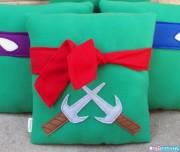 Изображения TMNT, их символика и т.п. на различных предметах - Черепашки Ниндзя - подушка (3).jpg