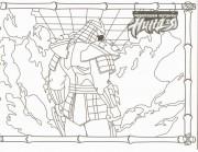 Изображения TMNT, их символика и т.п. на различных предметах - черепашки раскраска 3.jpg