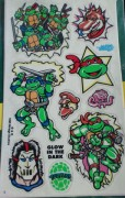 Изображения TMNT, их символика и т.п. на различных предметах - Черепашки Ниндзя - наклейки.jpg