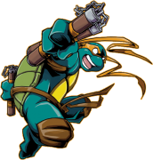 Зарубежный Фан-Арт - shellshock__Michelangelo__by_FREAKfreak.png