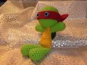 Игрушки и фигурки TMNT общая тема  - рафаэль кукла 3.jpg