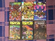 Черепашьи коллекции форумчан - tmnt_comics_movies.jpg