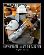 Косплей на Черепашек Ниндзя - The Truth about Shredder by KillaTofu13.jpg