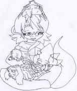 TMNT рисунки от Mitsukino Rokky - 6.jpg