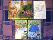 Черепашьи коллекции форумчан - tmnt_comics_mirage_others.jpg