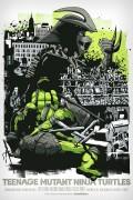 Черепашки-Ниндзя I 1990  - TMNT_1_Film_Poster.jpg