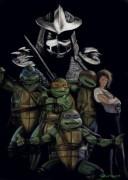 Черепашки-Ниндзя I 1990  - Teenage_Mutant_Ninja_Turtles_by_artelo.jpg