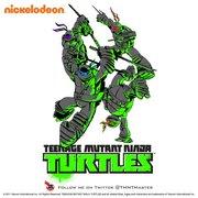 Общее обсуждение мультсериала от Nickelodeon - черепашки ниндзя постер никелодеон.jpg