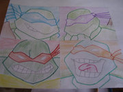 TMNT рисунки от i am sheredder123 - IMG_0031.JPG