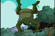 Скриншоты из мультиков - леонардо прыгает.jpg