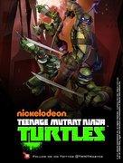 Общее обсуждение мультсериала от Nickelodeon - черепашки ниндзя постер 1.jpg