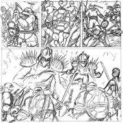 TMNT рисунки от Demon-Alukard а - tmnt_volume_3_25_promo1.jpg