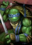 Зарубежный Фан-Арт - Teenage-Mutant-Ninja-Turtles-fan-art-07-610x848.jpg