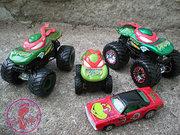 Игрушки и фигурки TMNT общая тема  - 4952135353_a812a9bac0.jpg