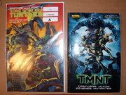 Комикс по фильму Черепашки Ниндзя TMNT , 2007  - norma_editorial.jpg