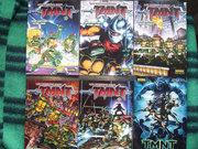 Комикс по фильму Черепашки Ниндзя TMNT , 2007  - SL730250.jpg