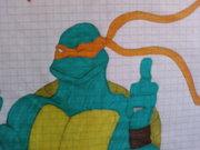 TMNT рисунки от виктории - Photo-0307.jpg