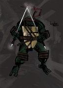 TMNT рисунки от bobr a - черепаха Леонардо_by_bobr_2011.jpg