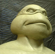 Косплей на Черепашек Ниндзя - turtlehead5.jpg