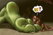 Зарубежный Фан-Арт - TMNT_____Cheese____by_RipRoarRex.jpg