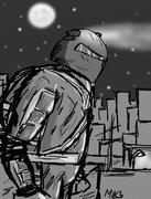 TMNT рисунки от miky - Nightwacher.jpg