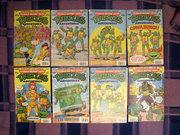 Черепашьи коллекции форумчан - tmnt_comics_fleetway_23-30.jpg