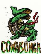 TMNT рисунки от miky - COWABUNGA.jpg