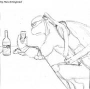 TMNT рисунки от Mora Felesgrand - 6.jpg