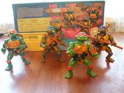 Черепашьи коллекции форумчан - tmnt_toys_old_tmnt.jpg
