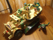 Черепашьи коллекции форумчан - tmnt_toys_old_military_1st_form.jpg