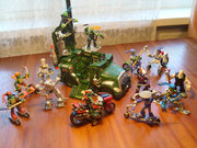 Черепашьи коллекции форумчан - tmnt_toys_mm_all_party.jpg