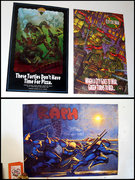 Черепашьи коллекции форумчан - tmnt_posters1.jpg