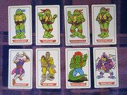 Черепашьи коллекции форумчан - tmnt_others_game_cards.jpg