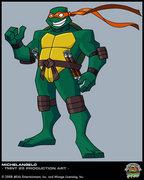 Черепашки навсегда Turtles Forever 2009  - 16.jpg