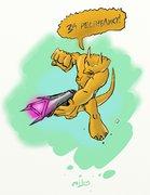 TMNT рисунки от miky - Triceraton.jpg