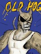 TMNT рисунки от miky - Old Hog.jpg